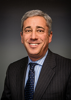 UECU's President-CEO, Bret Krevolin