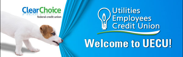 UECU's ClearChoice FCU member information page